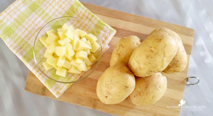 Russet US Potatoes
