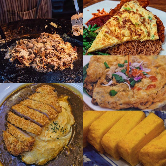 Top 7 Omelettes in Singapore