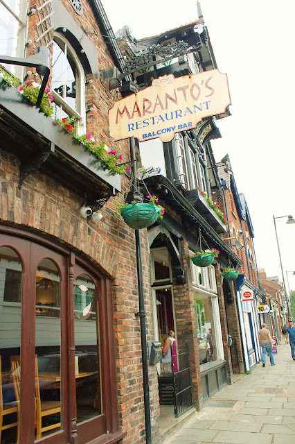 Maranto's Lark Lane Liverpool Restaurant Review