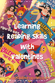 Writing Valentines for others is a simple way to help emergent readers and writers learn essential reading skills.