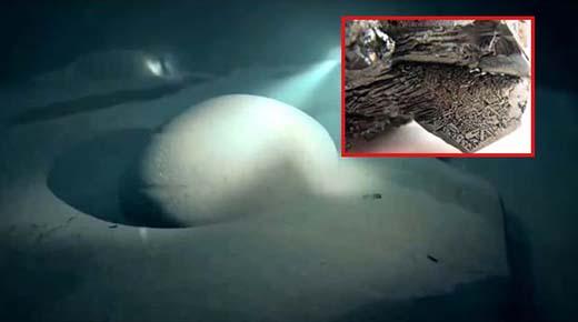 Expertos dicen que el 'OVNI del Mar Báltico' contiene metales que la naturaleza NO PUEDE reproducir
