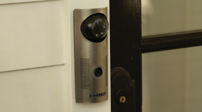 Campainha Doorbot avisa em seu smartphone quando algum a toca 1