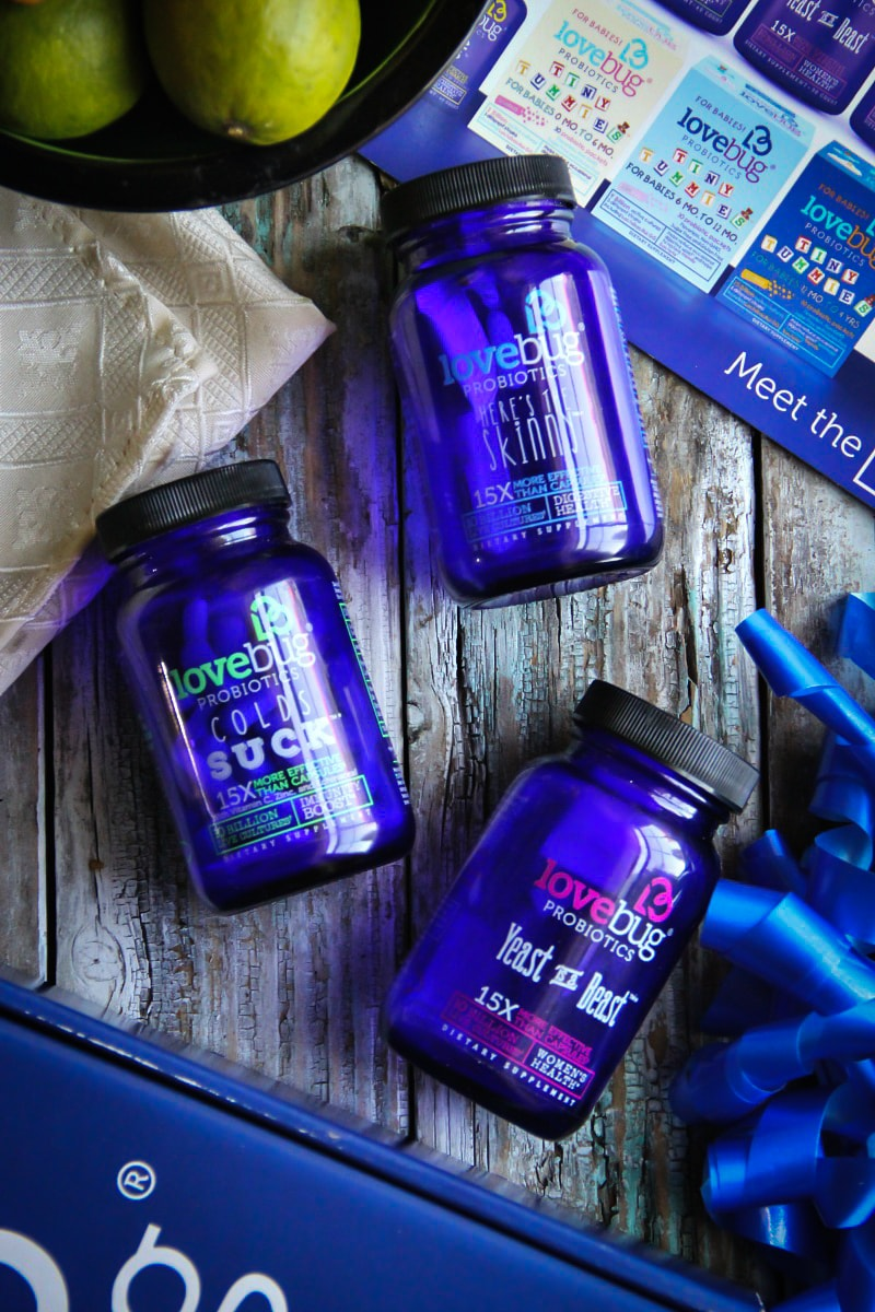 Healthy Gut and Healthy Mind lead to a much happier life. LOVEBUG IS EFFECTIVE PROBIOTICS FOR THE WHOLE FAMILY