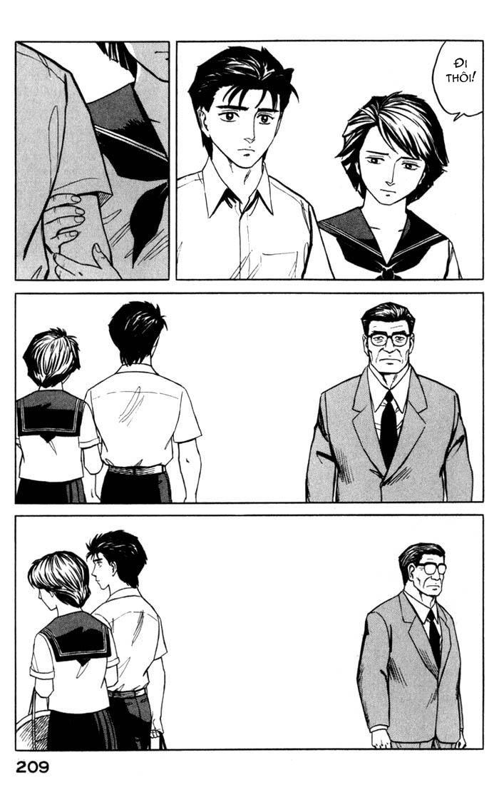 Kiseijuu chương 51: hướng đi trang 33