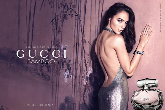 Abella's Beauty Blog: Gucci Bamboo perfume - femininity and self-confidence in a bottle