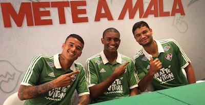 Adidas Fluminense 2015-2016 Third Kit Released ca563d0525c0f