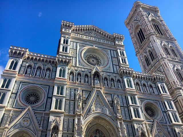 cathédrale Santa Maria del Fiore, visiter Florence en 1 jour, Italie