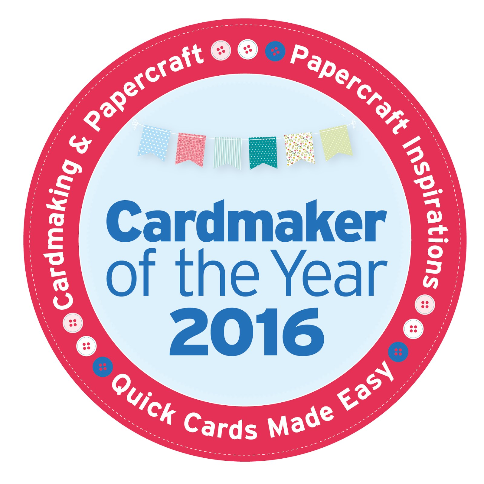 Cardmaker of the Year 2016