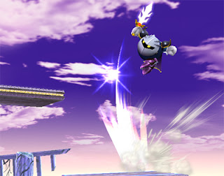 Super Smash Bros. Brawl Meta Knight Shuttle Loop