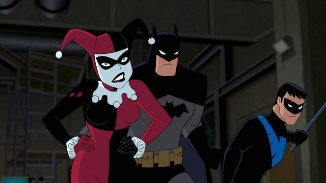 Batman e Arlequina