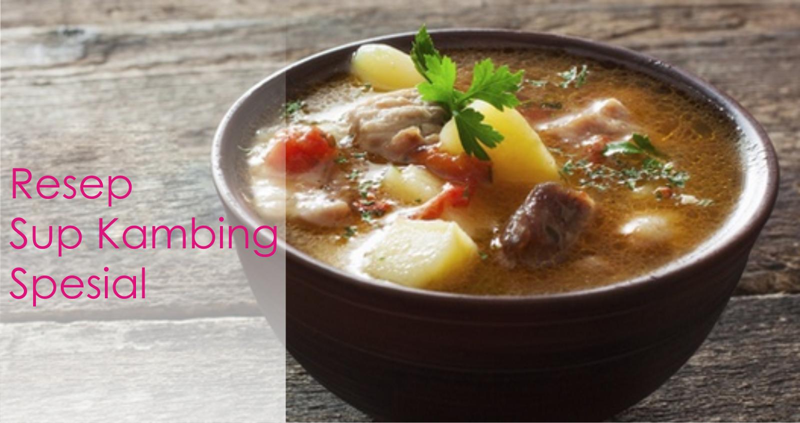 Resep Sup Untuk Bayi Resep Masakan Indonesia Praktis