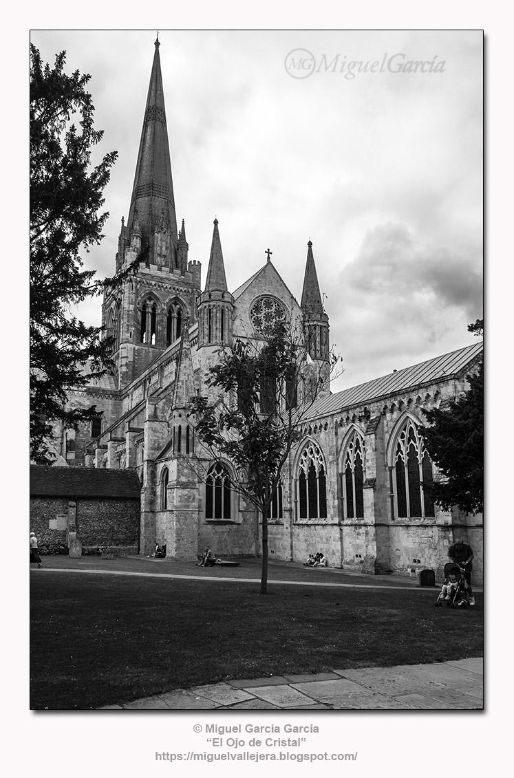 Catedral de Chichester, Reino Unido.