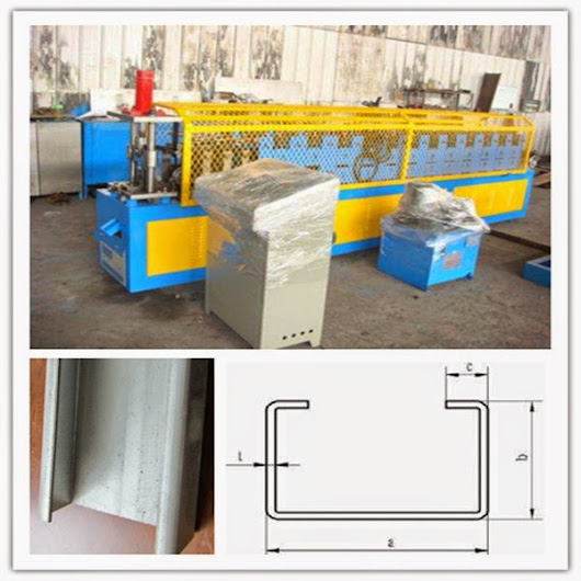 CU Stud Roll Forming Machine
