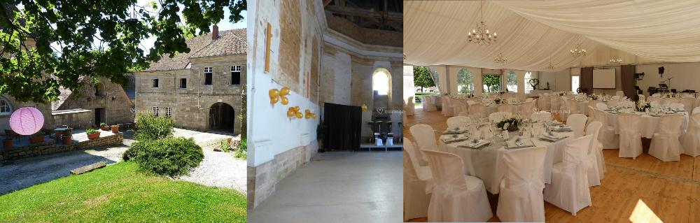 pauline-dress-blog-mariage-lieux-domaine-chateau-grange-verriere-champetre-poutres-apparentes-salle-préau-franche-comte-besancon-doubs-jura-haute-saone-fort-saint-andre