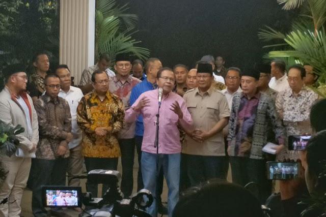 Kubu Prabowo Minta Biaya Pertemuan IMF-Bank Dunia Dialihkan untuk Korban Bencana