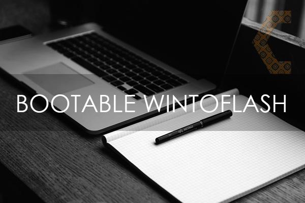 Cara Membuat Bootable,wintoflash,rufus,cara menggunakan bootable,cara instal windows