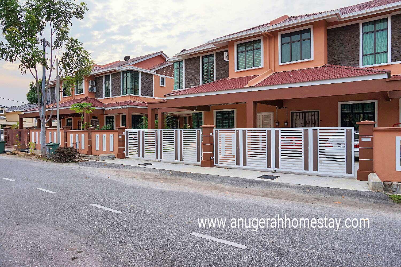 Melaka Pool Homestay