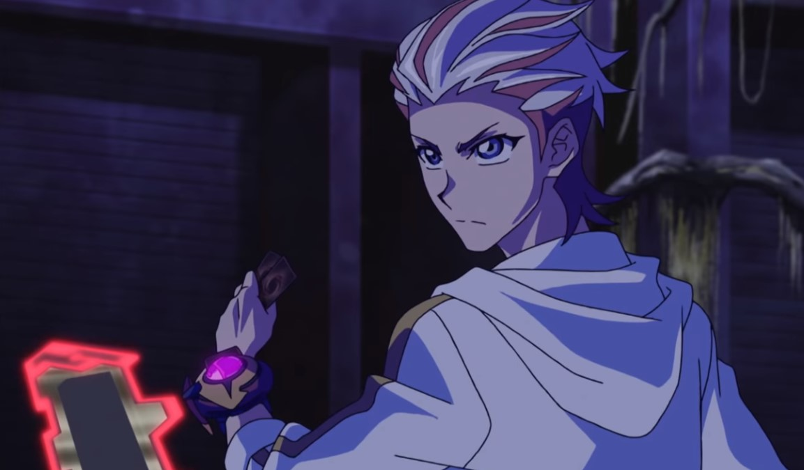 yu-gi-oh! vrains episode 63 subtitle indonesia - black avelic