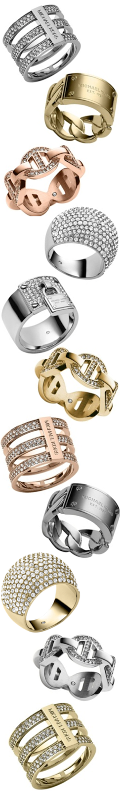 Michael Kors Rings