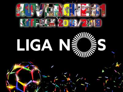 PES 2013 Liga NOS Kitpack Season 2018/2019 by Auvergne81