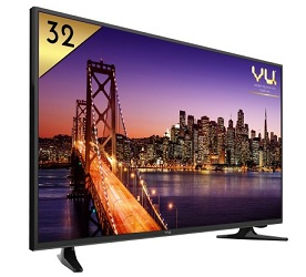 VU 32K160M 80cm (32 inches) HD Ready LED TV for Rs.11690 @ Tatacliq