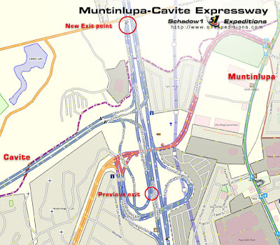 Manila-Cavite Expressway - Schadow1 Expeditions