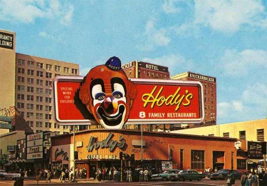 Fun Restaurants Kids Hollywood
