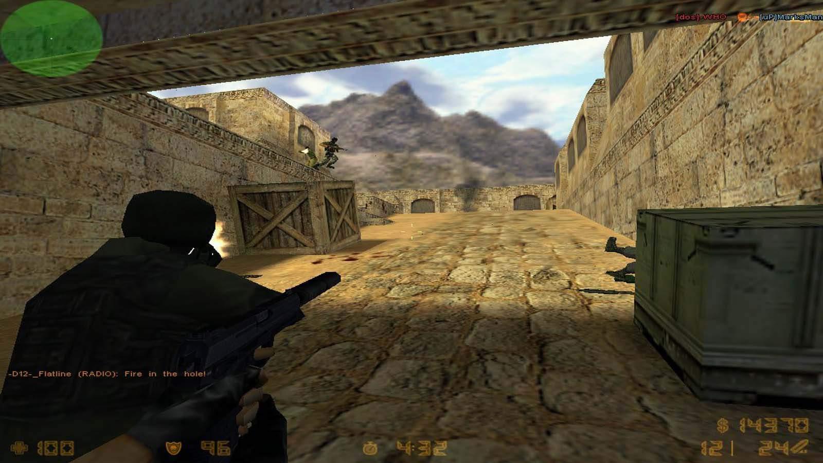 تحميل لعبة Counter Strike 1.4 مضغوطة برابط واحد مباشر كاملة مجانا