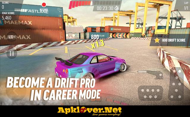Drift Max Pro MOD APK unlimited money
