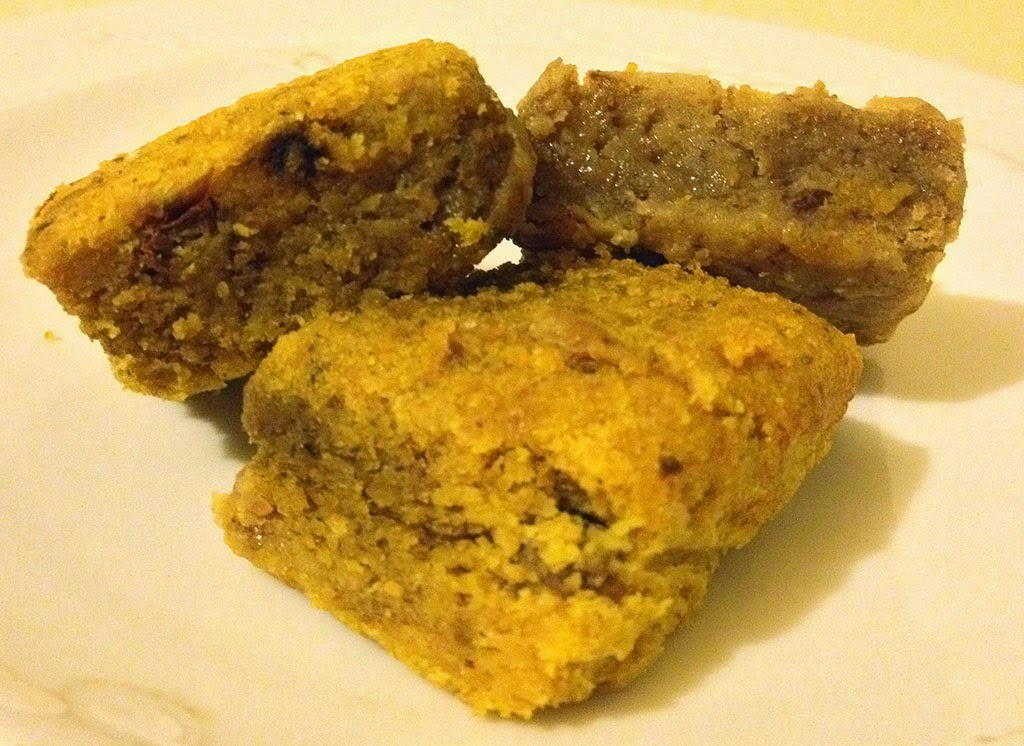 Parsnip And Orange Cake