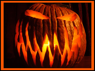 halloween jack-o-lantern evil horror movies