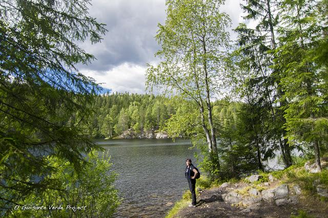 Lille Åklungen - Oslo, por El Guisante Verde Project