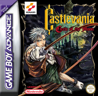 Castlevania Circle of the Moon ( BR ) [ GBA ]