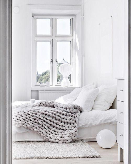 la fabrique d co une fin d 39 ann e cocooning avec de la grosse maille. Black Bedroom Furniture Sets. Home Design Ideas