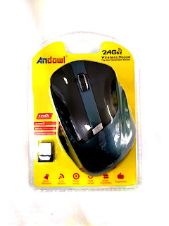 mouse wireless senza fili andowl an-216