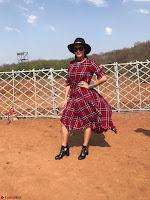 Neha Dhupia in Zara for Roadies (3) ~ .jpeg