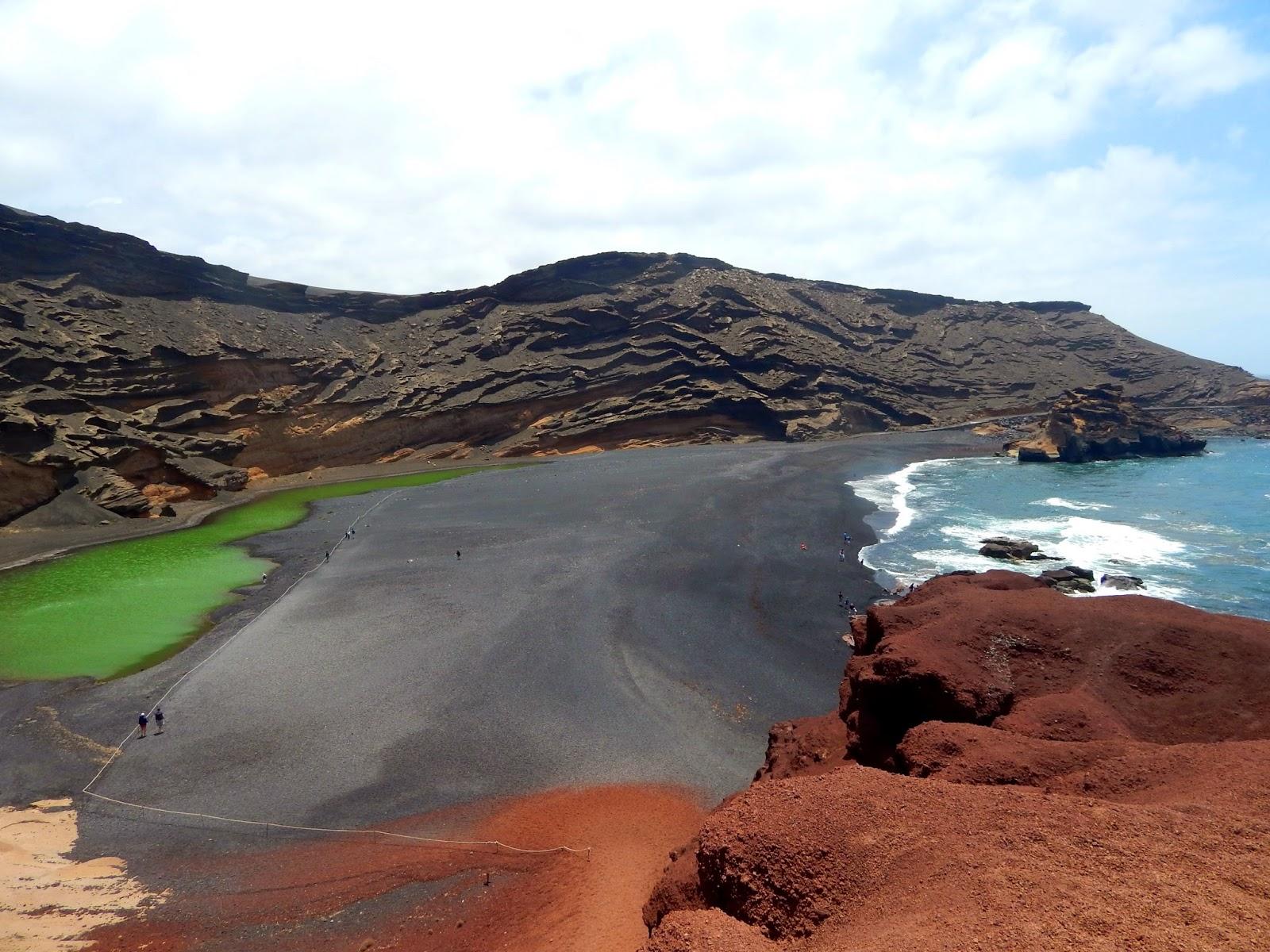 lanzarote-el-golfo-laguna-verde-volcan-que-ver
