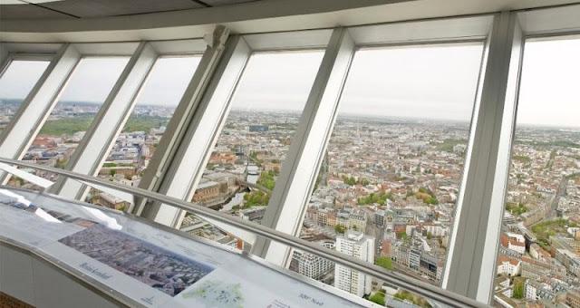 Preços para visita à Torre Berliner Fernsehturm