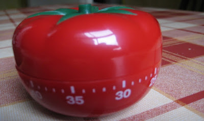 "Featured in the article ""10 Ways To Stay Organized At College"". The Pomodoro Timer."