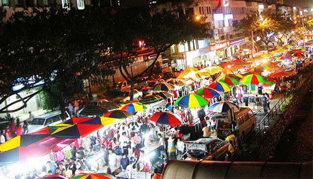 foto ngarsopuro night market solo
