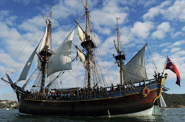 Captain James Cook's ship Endeavour believed found in US
