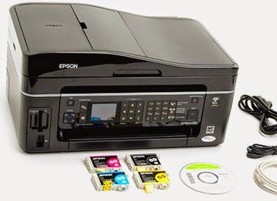 epson workforce 600 printer software download