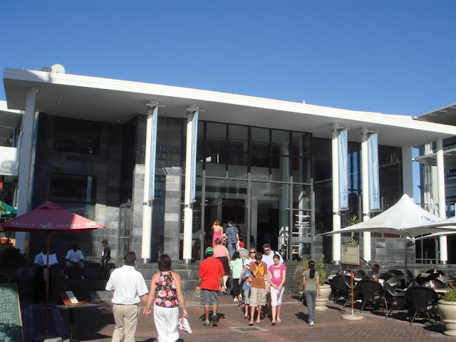 Cuisines in Cape Town