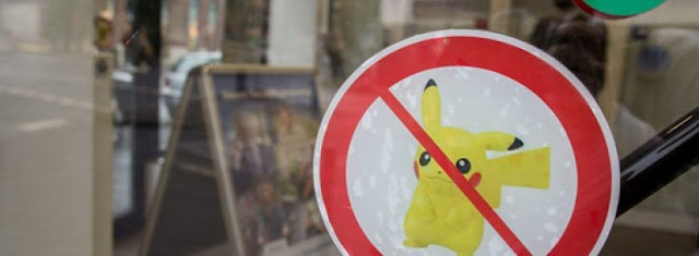 Pokémon Go banned in Iran