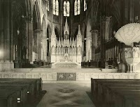 Two Altars, One Cathedral: St. Patrick's, New York City