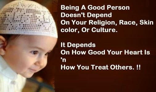 Being a good person | Quotes and Sayings