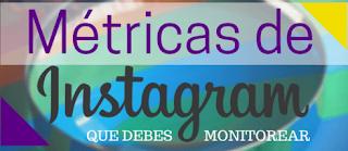 Principales métricas del Feed de Instagram