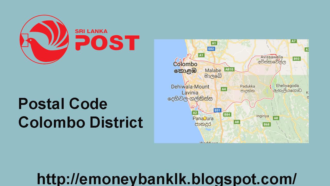 Mount lavinia postal code
