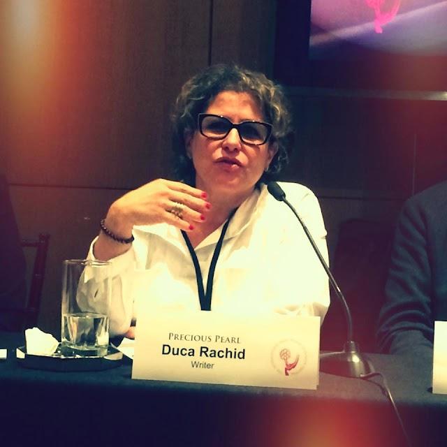 """EXCLUSIVO: Duca Rachid comenta sua novela cancelada: """"Estou tão surpresa quanto você. Soube hoje pelo Flávio Ricco!"""""""