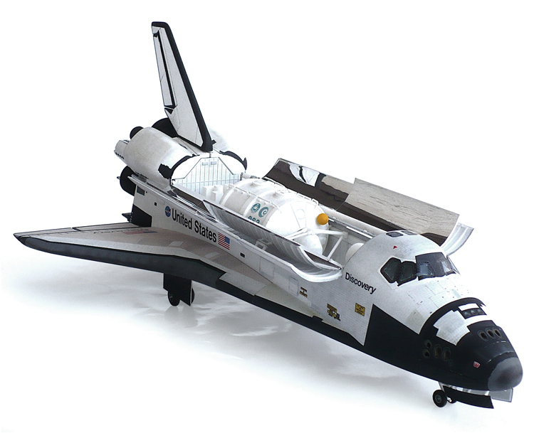 space shuttle system - photo #32